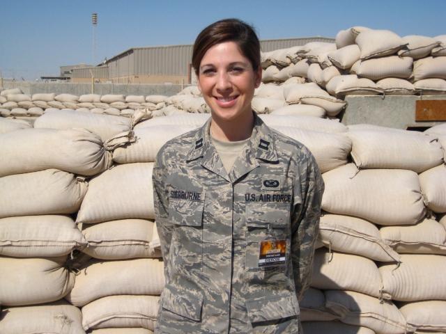 Rachel in Qatar