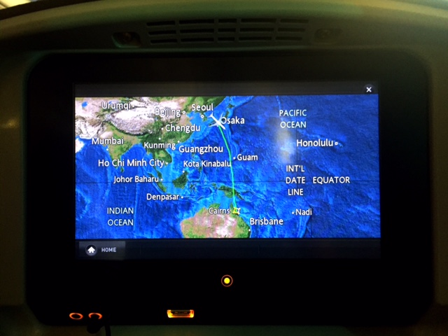 flight map